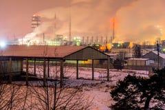 Achema-Fabrik Lizenzfreie Stockbilder