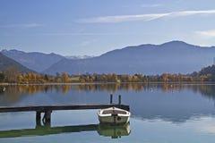 Achenee - See in Österreich Lizenzfreie Stockfotografie