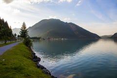 Achensee, Österreich Lizenzfreies Stockfoto