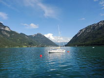Achensee, Österreich Lizenzfreies Stockbild