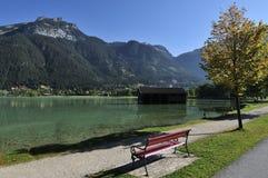Achensee Zdjęcie Royalty Free