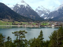 Achensee Royalty Free Stock Photos