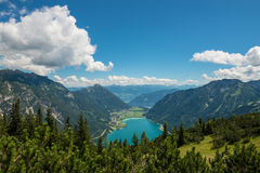 Achensee, Austria Royalty Free Stock Photography