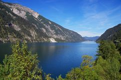 Achensee Austria Royalty Free Stock Photo
