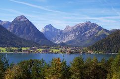 Achensee Austria Royalty Free Stock Images