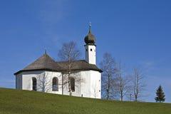 achensee kirche Tirol Στοκ Εικόνες