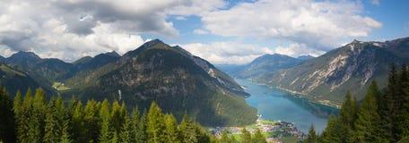 Achensee Lake in Tirol, Austria, Central Europe Stock Photos