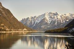 Achensee See in Österreich Lizenzfreie Stockfotografie