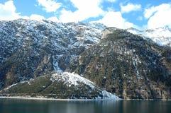 Achensee See in den Alpen in Österreich Lizenzfreies Stockfoto