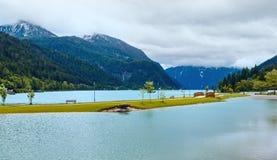 Achensee summer landscape (Austria). Stock Images