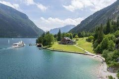 Achensee Tirolo Immagini Stock Libere da Diritti