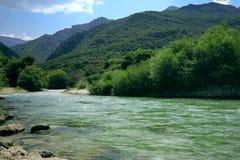 Acheron river Royalty Free Stock Photo