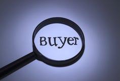 acheteur Image libre de droits