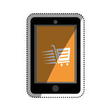 Achetez le marketing en ligne et numérique Image libre de droits
