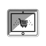 Achetez le marketing en ligne et numérique Photographie stock