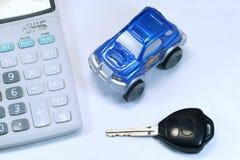 Achetez un véhicule Image stock
