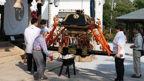 Achi świątyni krajobraz zdjęcia royalty free