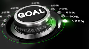 Achieve Goals Stock Images