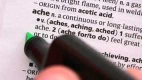 Achieve highlighted Stock Photos