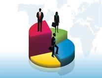 Achievement. Conceptual image for business purpose Stock Image