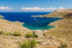 Achilio Griechenland Lizenzfreie Stockfotos