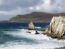 achill海岛 库存图片
