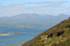 Achill, Ирландия стоковое фото rf