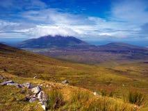 Achill. Summer view of Achill Island, Co.Mayo, Ireland Royalty Free Stock Image