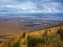 Achill. Summer view of Achill Island, Co.Mayo, Ireland Royalty Free Stock Photos