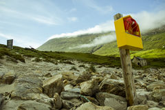 Achill-Insel Lizenzfreies Stockfoto