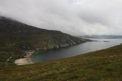 Achill Ireland, Keel West Beach. Stock Image