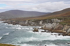 Achill Island coastline. Wild Atlantic Way, Ireland Stock Photo