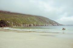 Achill island Stock Photo
