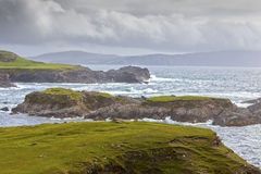 Achill Island Seascape Royalty Free Stock Images