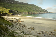 Achill wyspa fotografia stock