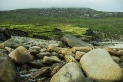 Achill wyspa fotografia royalty free