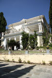 Achilleion Palace (Corfu, Greece) Royalty Free Stock Photo