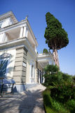 Achilleion Palace - Villa Of The Empress Sisi. Corfu (Kerkyra) I Stock Images