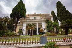 Achilleions-Palast, Griechenland Lizenzfreie Stockbilder
