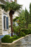 Achilleions-Palast, Griechenland Lizenzfreies Stockfoto