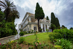 Achilleions-Palast, Griechenland Stockfotografie