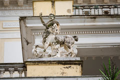 Achilleions-Palast, Griechenland Lizenzfreie Stockfotografie