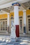 Achilleions-Palast in Korfu Lizenzfreie Stockbilder