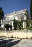 Achilleions-Palast (Korfu, Griechenland) Lizenzfreies Stockfoto
