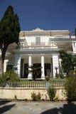 Achilleions-Palast (Korfu, Griechenland) Lizenzfreies Stockbild