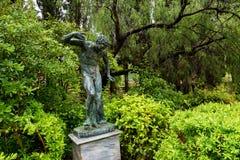 Achilleions-Palast, Korfu-Insel, Griechenland Lizenzfreie Stockfotografie