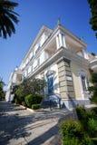 Achilleions-Palast - Landhaus der Kaiserin Sisi Korfu (Kerkyra) I Lizenzfreie Stockfotos