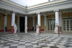 Achilleon Palace Stock Image