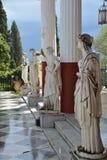 Achilleon-Palast Stockfotografie