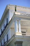 Achillion Palast auf Korfu-Insel Lizenzfreies Stockbild